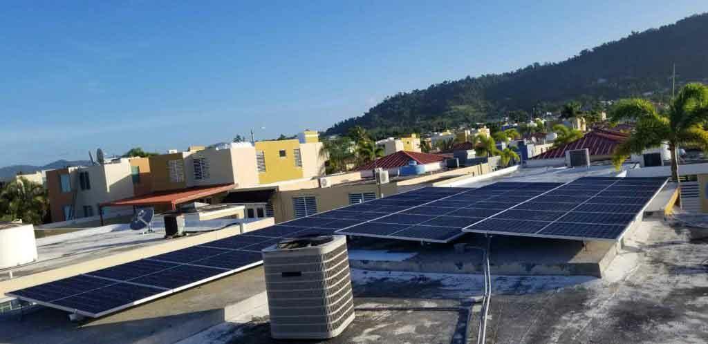 Sistema de Energía Solar para el Hogar