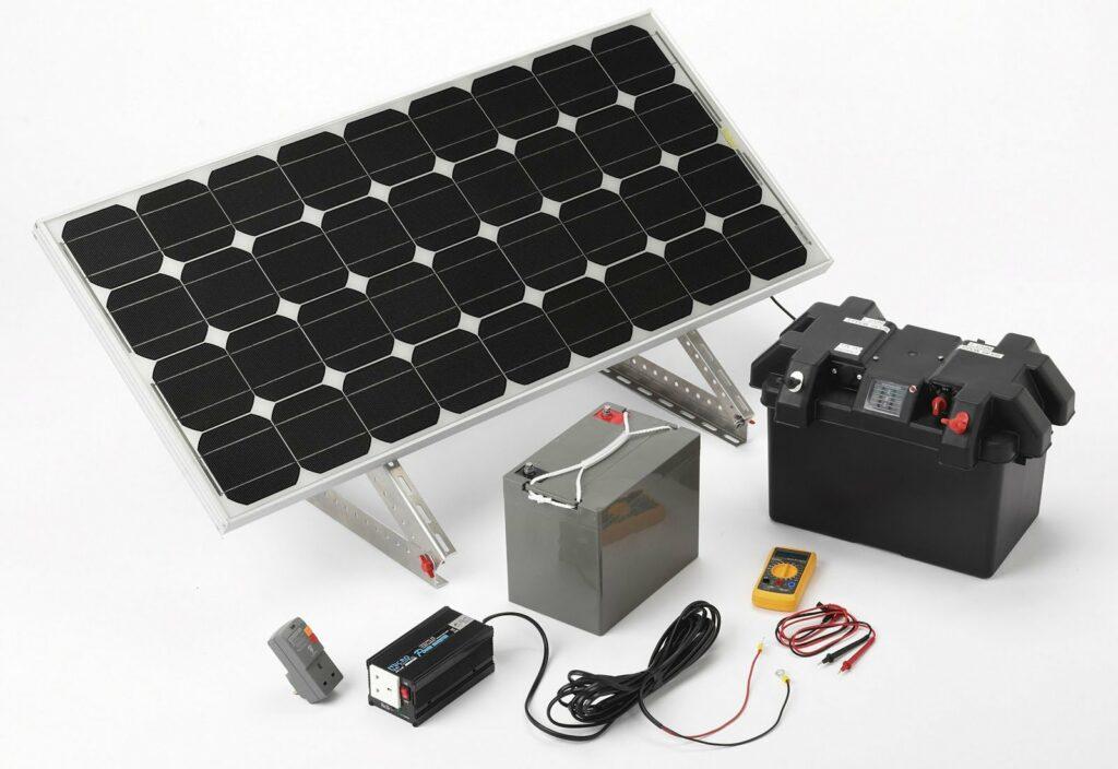 equipo energia solar