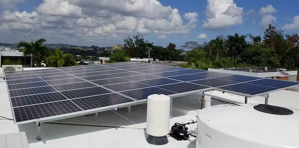 Beneficios ambientales de los sistemas domésticos de energía solar