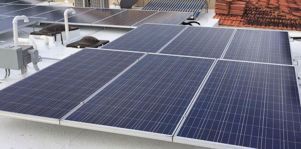 Aplicaciones de la Energía Solar, Sistema Fotovoltaico, Cuales son, Placas Solares