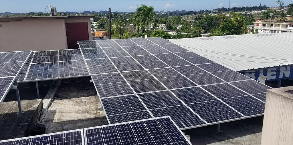 Beneficios, Placas Solares, Puerto Rico, Energia Renovable