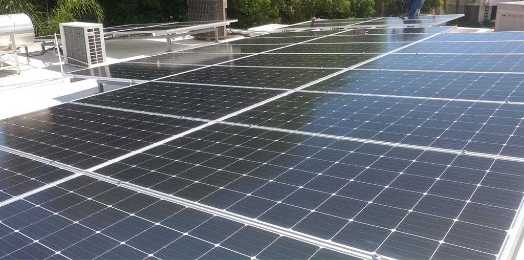El factor estético también influye a la hora de elegir los Solar Panels