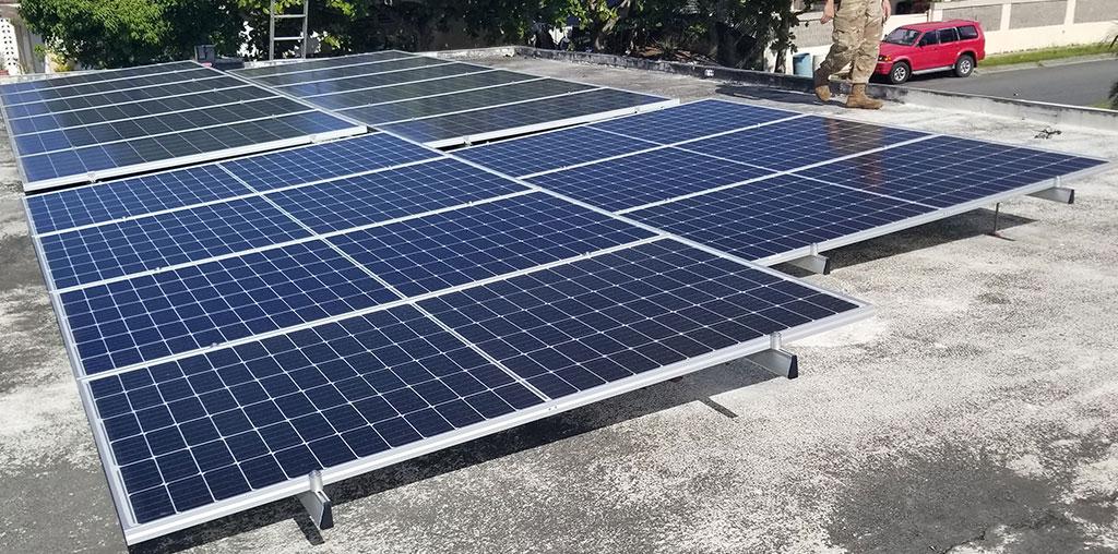 Venta de placas solares en Puerto Rico: elige una energía limpia
