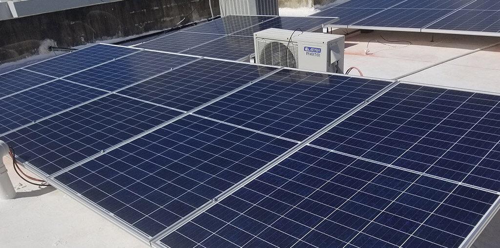 ¿Cuáles son los tipos la energía solar?