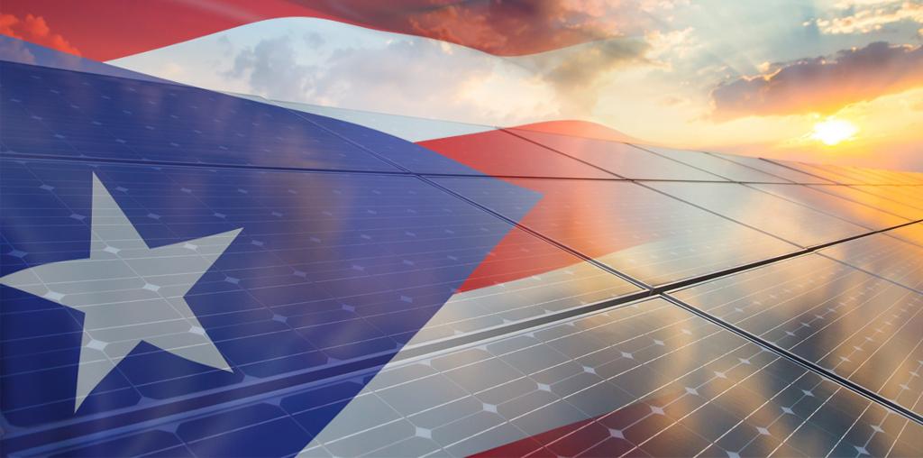 La importancia de la energía solar en Puerto Rico
