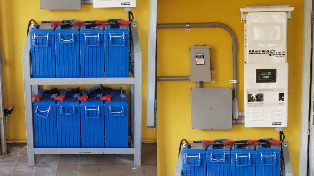 Baterías para Placas Solares, Puerto rico, Instalación, Inversores, Enphase