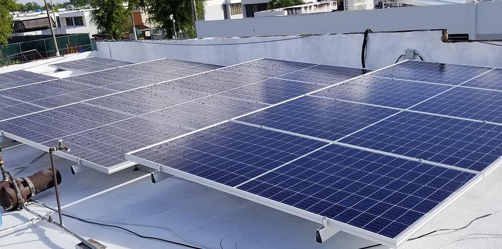 Energía solar: buen retorno de inversión
