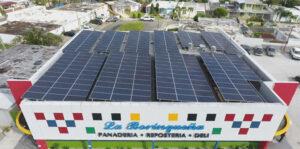 Energía renovable, Negocio, Empresa, Solar, Placas Solares, Panadería, Resposteria, Deli