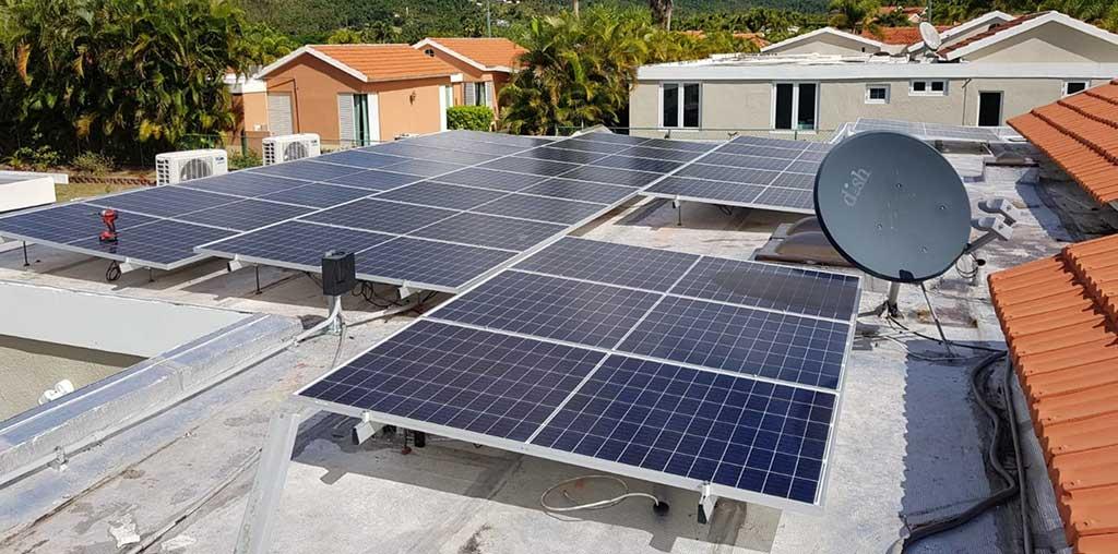 Ventajas y Desventajas energia solar, paneles solares en puerto rico, vivienda, barrio