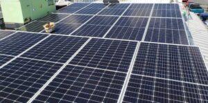 Mantenimiento de placas solares en puerto rico