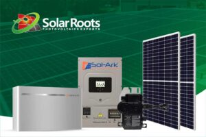 sistema de energía solar